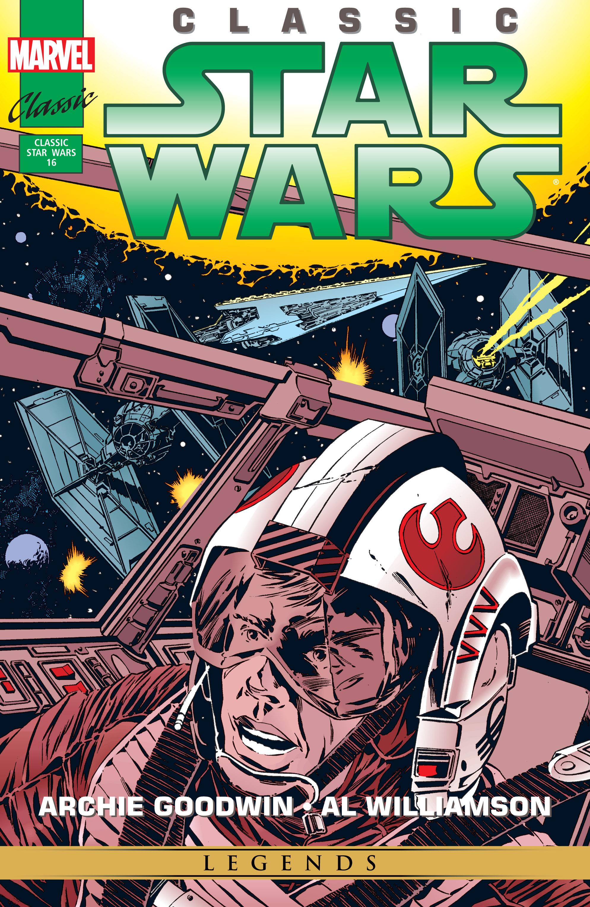 Classic Star Wars #16 #16 - English 1