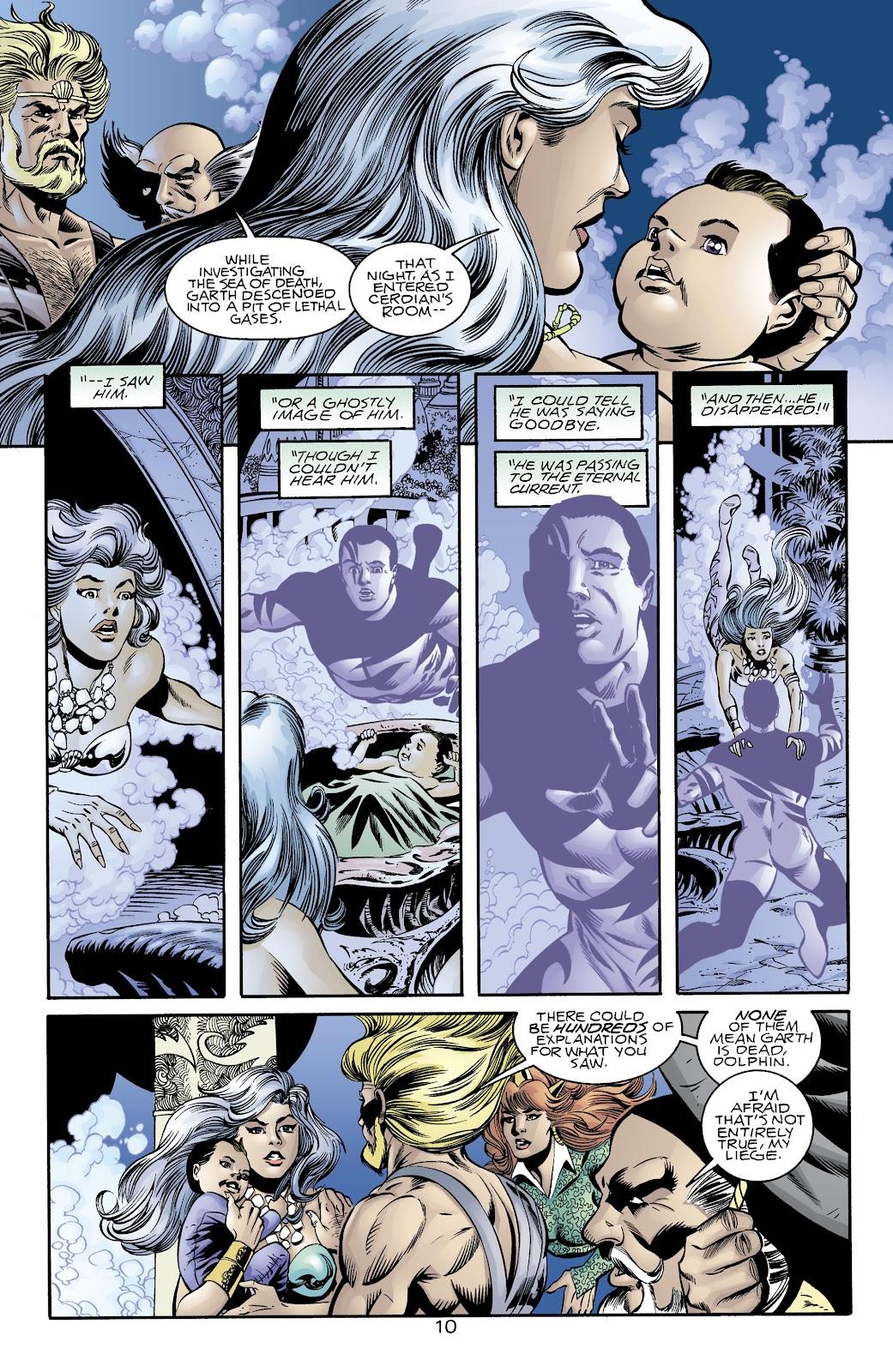 Aquaman (1994) Issue #74 #80 - English 10