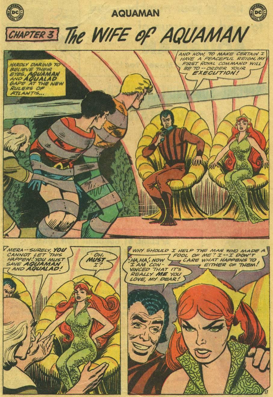 Aquaman (1962) Issue #18 #18 - English 24
