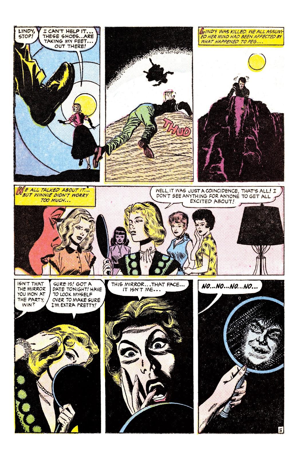 Haunted Horror Issue #19 #19 - English 19