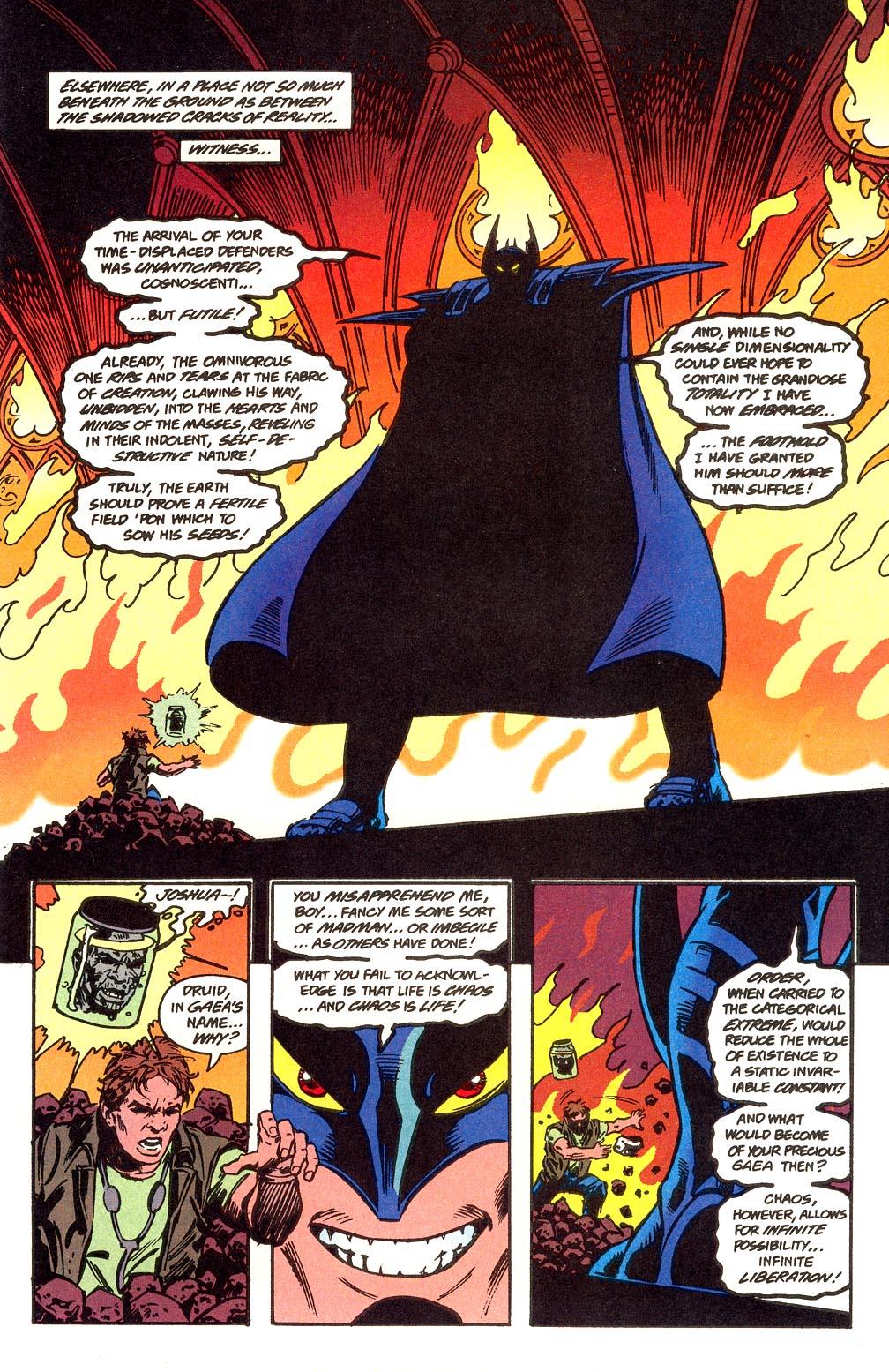Read online Secret Defenders comic -  Issue #25 - 9