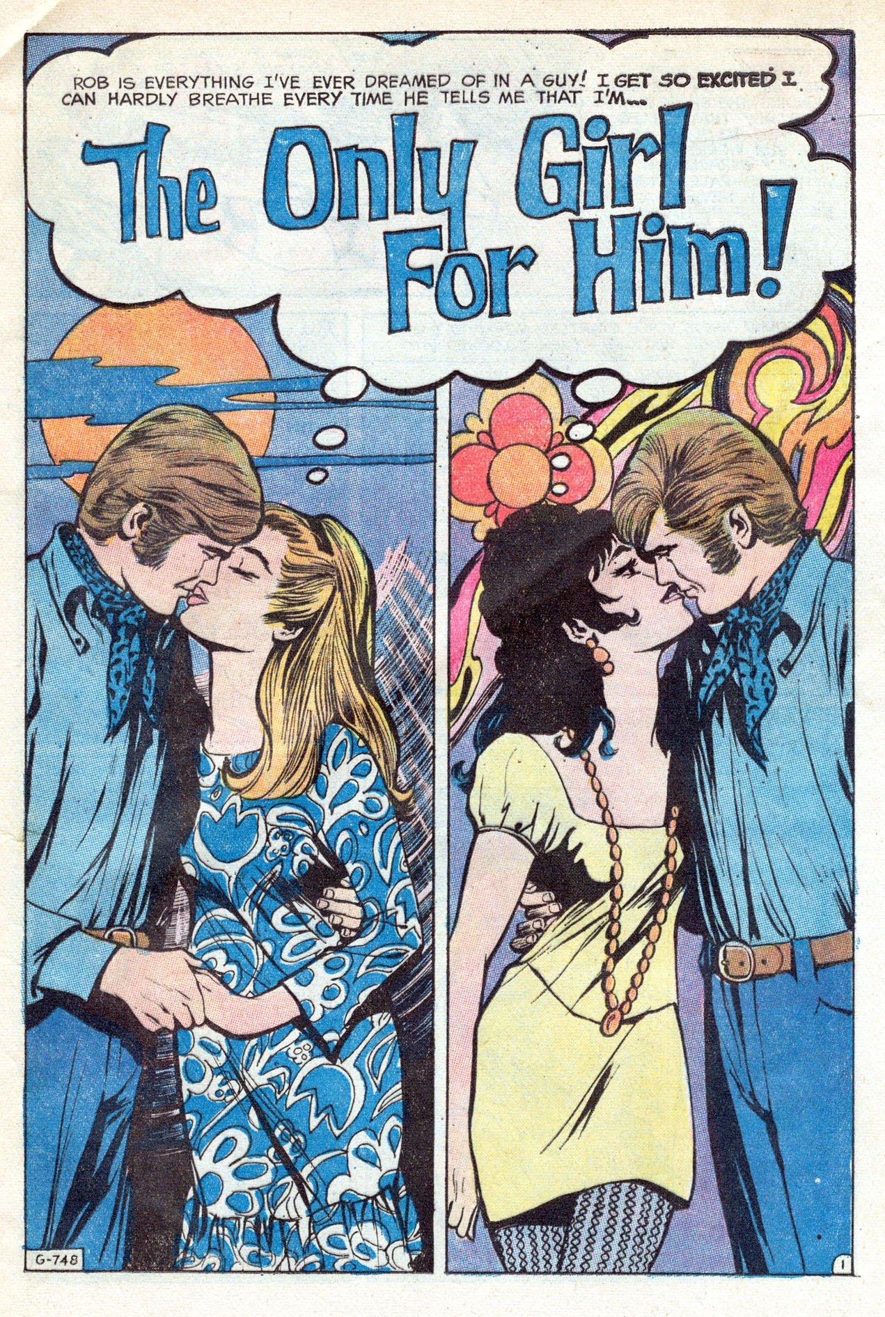 Read online Secret Hearts comic -  Issue #149 - 13