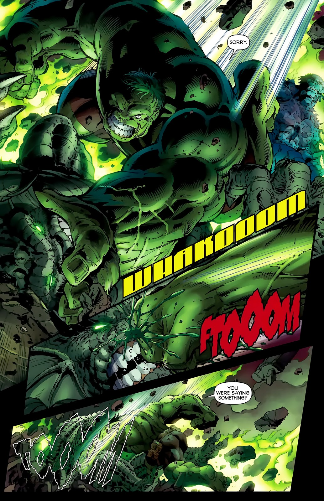 Incredible Hulks (2010) Issue #618 #8 - English 20