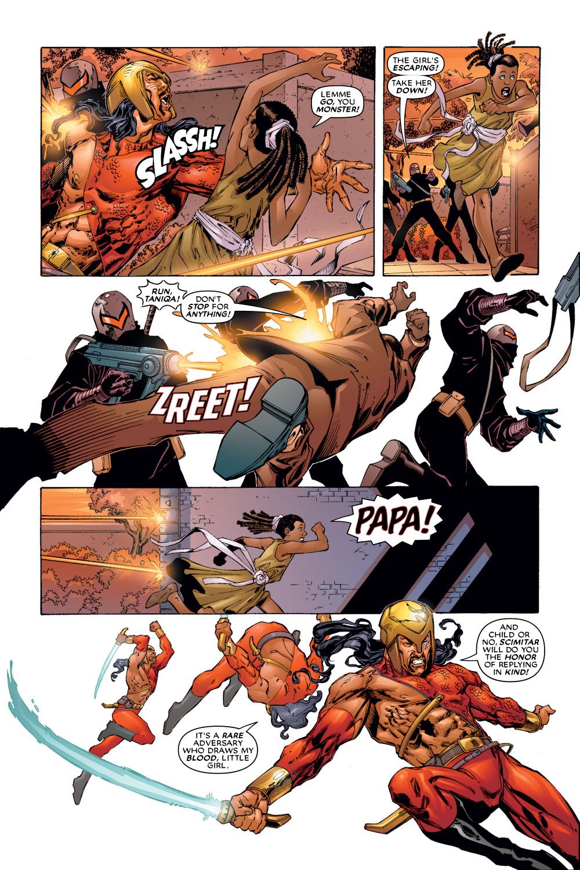 Excalibur (2004) Issue #13 #13 - English 4