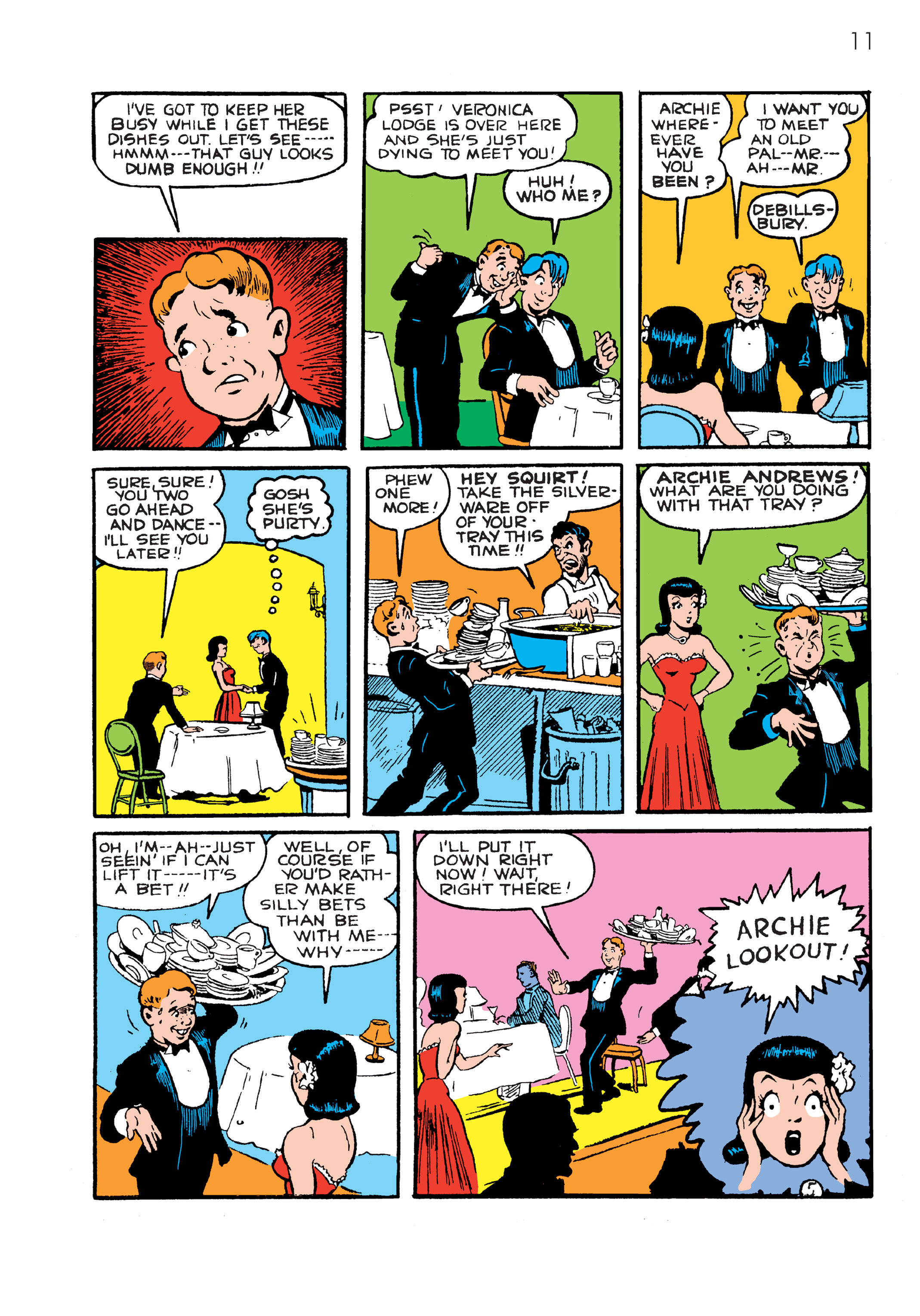 Read online The Best of Archie Comics comic -  Issue # TPB 4 (Part 1) - 12