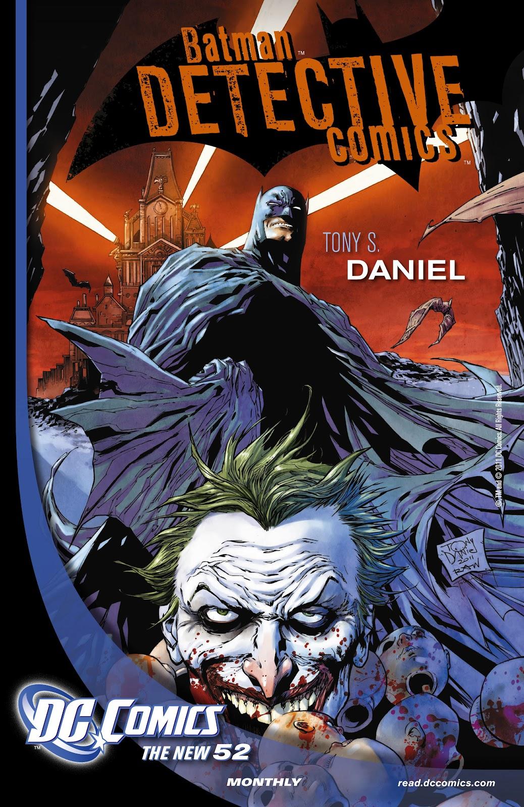 Batman (2011) Issue #10 #25 - English 33