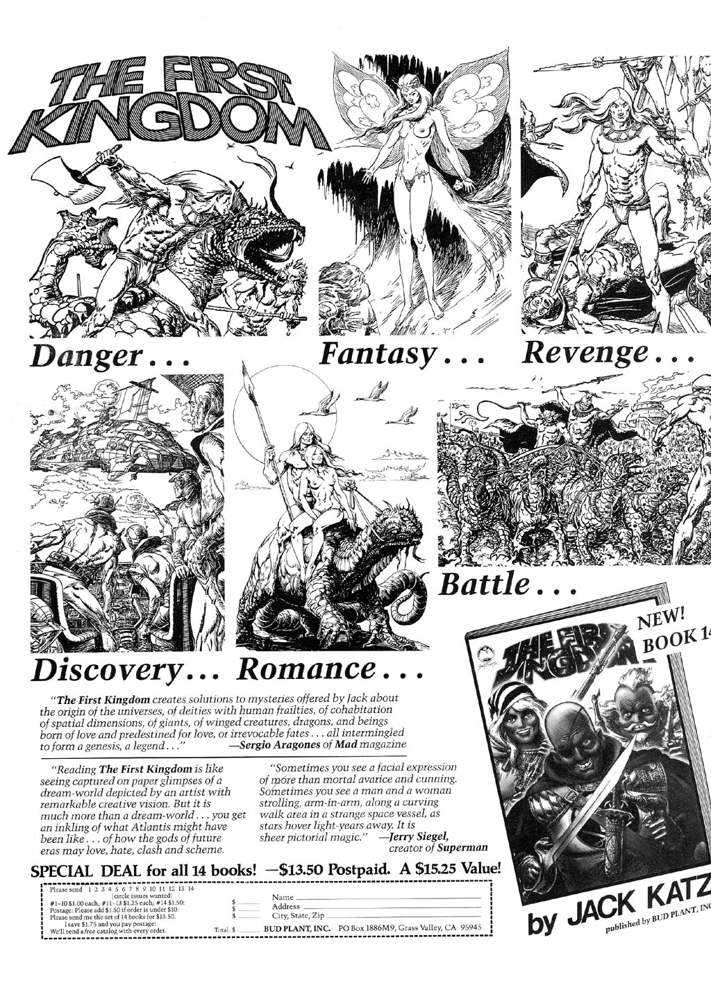 The Savage Sword Of Conan Issue #71 #72 - English 68