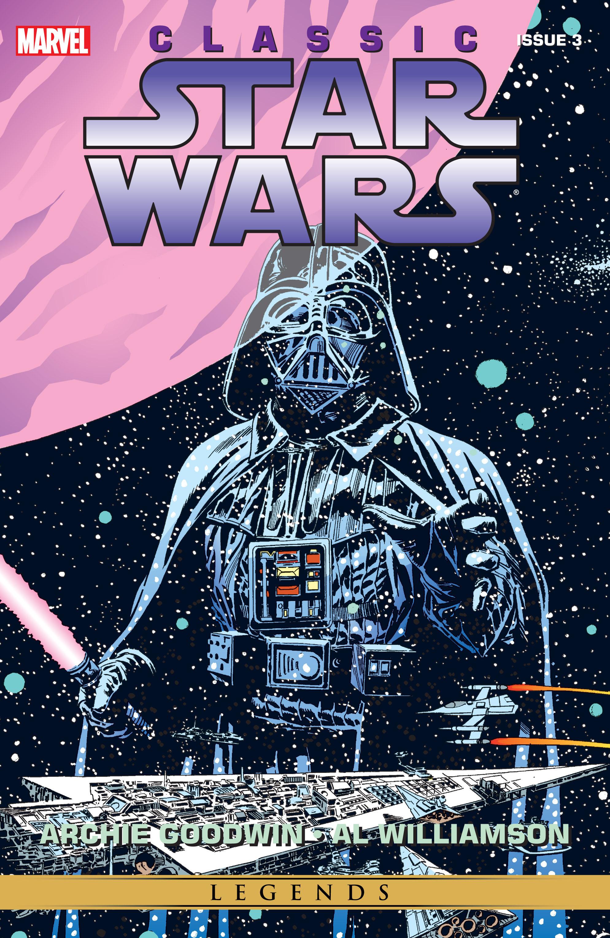 Classic Star Wars #3 #3 - English 1