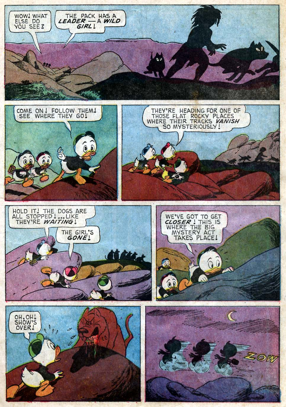 Uncle Scrooge (1953) Issue #62 #62 - English 13