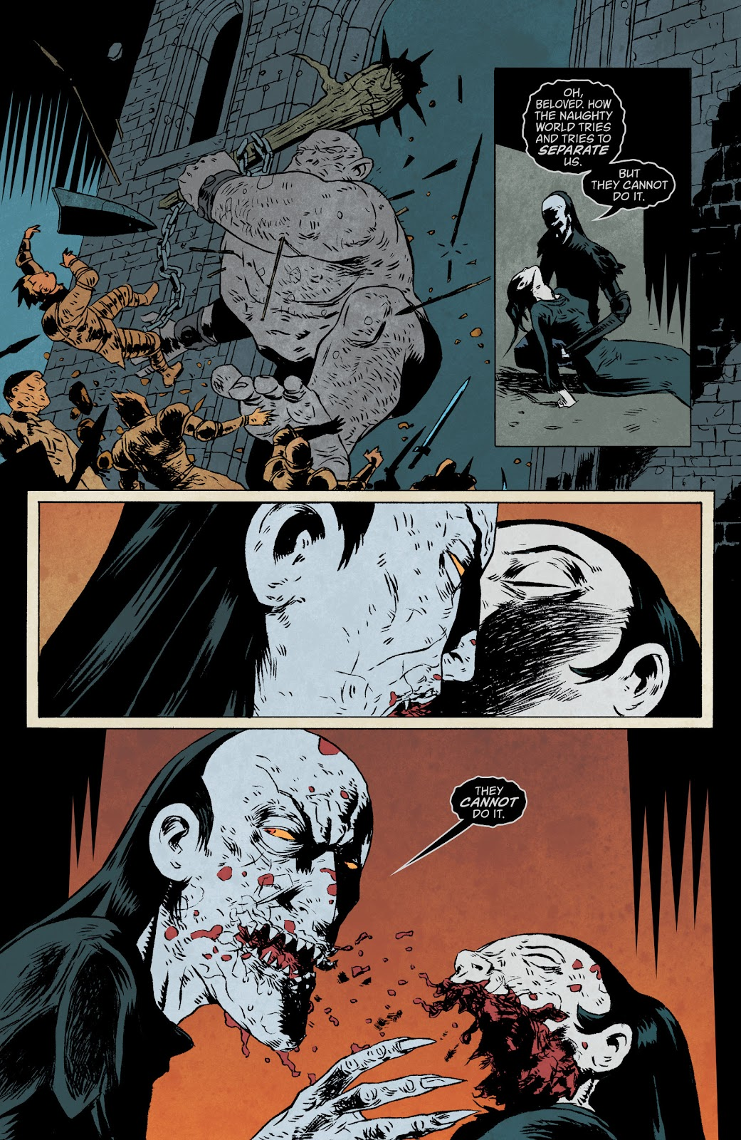 The Unwritten Issue #54 #60 - English 14