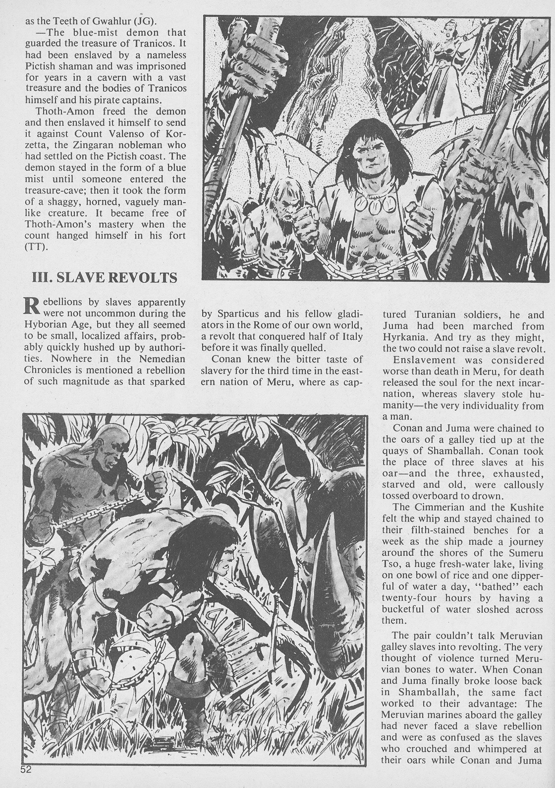 The Savage Sword Of Conan Issue #49 #50 - English 52