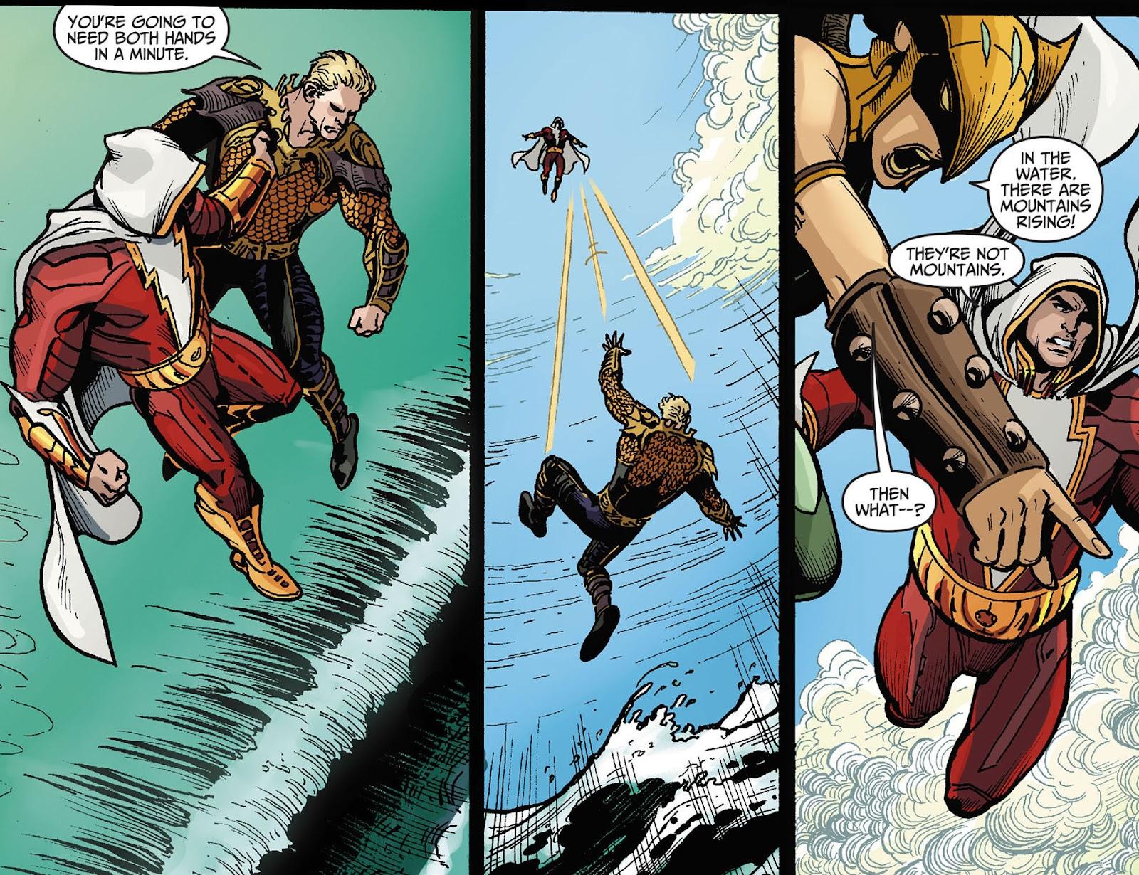 Injustice: Gods Among Us [I] Issue #11 #12 - English 20