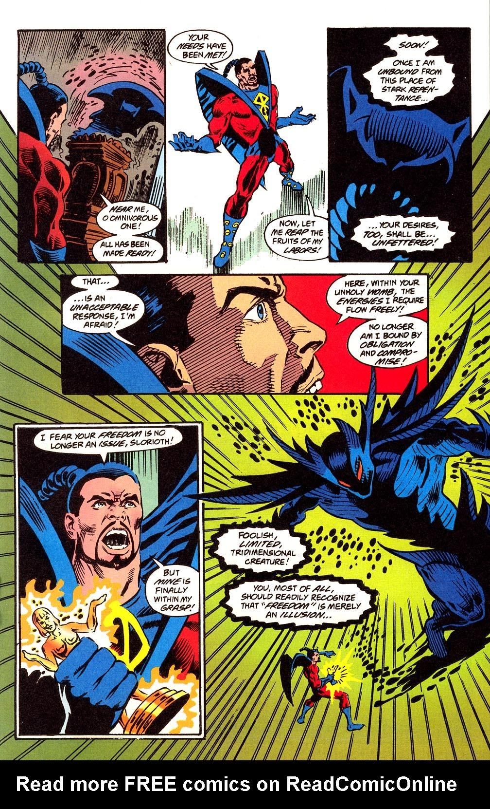Read online Secret Defenders comic -  Issue #24 - 12