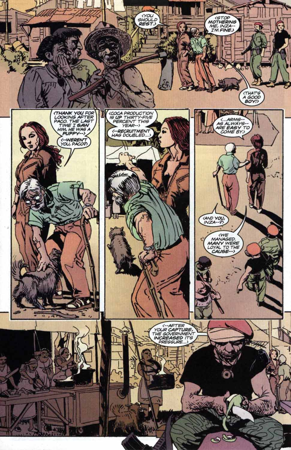 Cable (1993) 97 Page 17