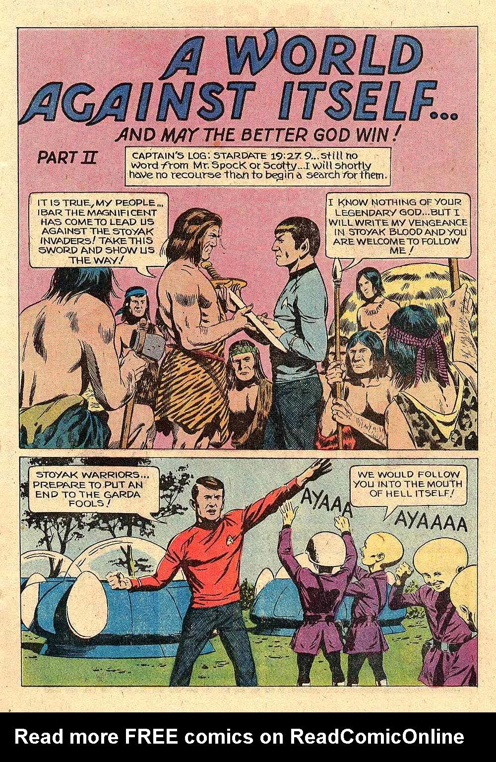 Star Trek (1967) #55 #55 - English 13
