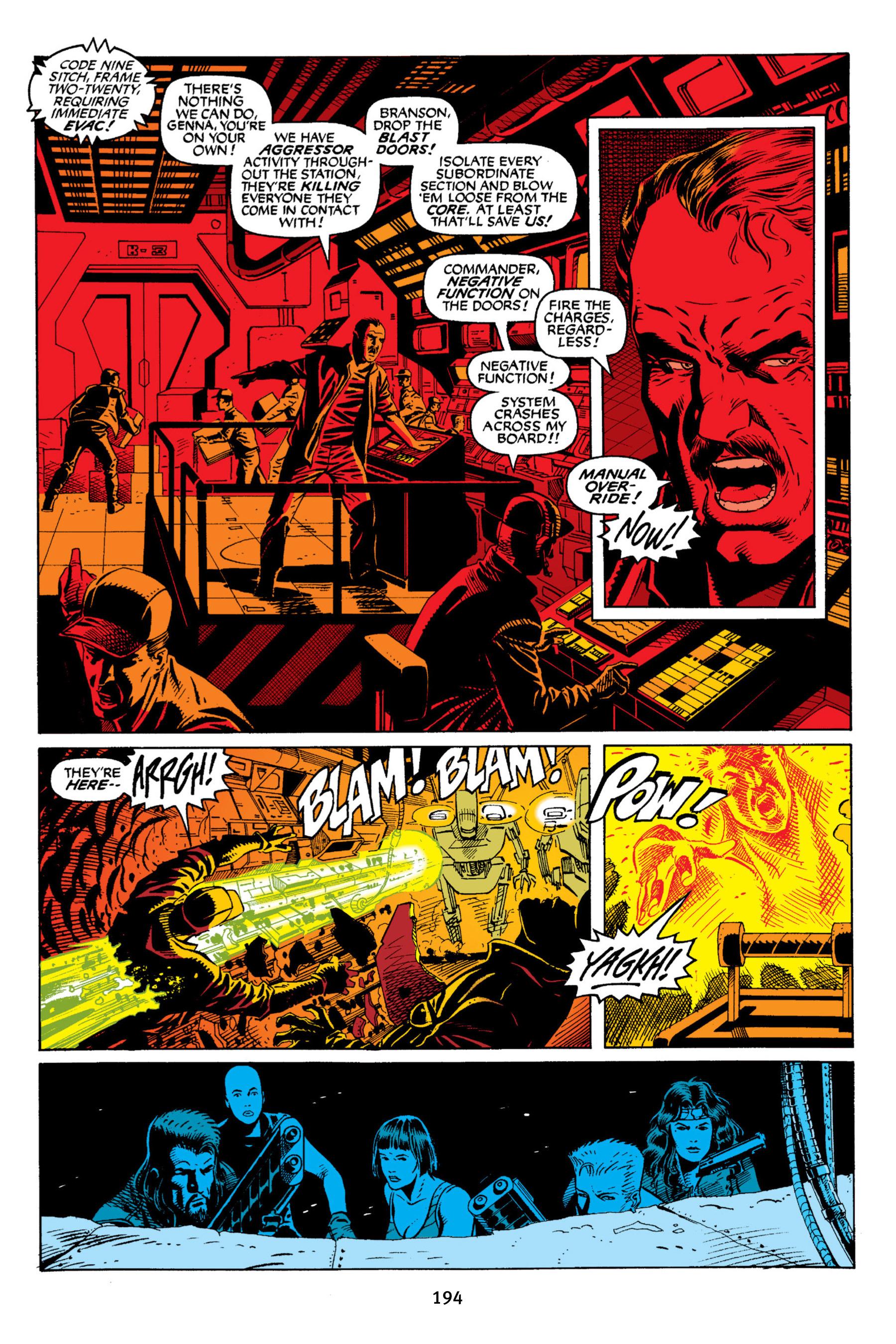 Aliens vs. Predator Omnibus _TPB_2_Part_2 Page 80