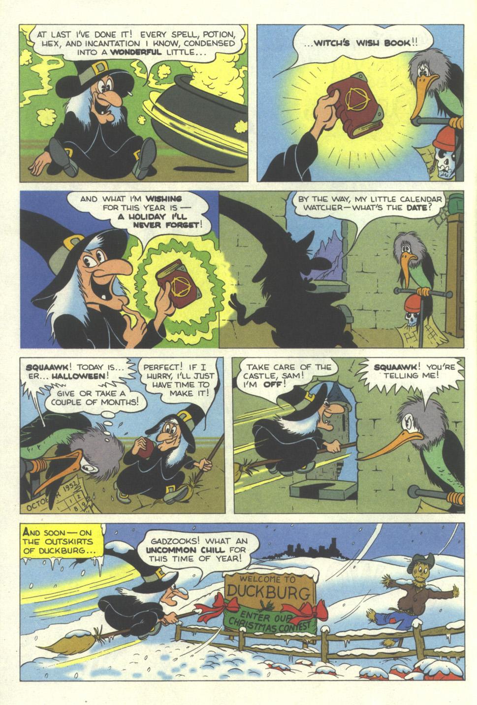 Walt Disney's Donald Duck Adventures (1987) Issue #30 #30 - English 4