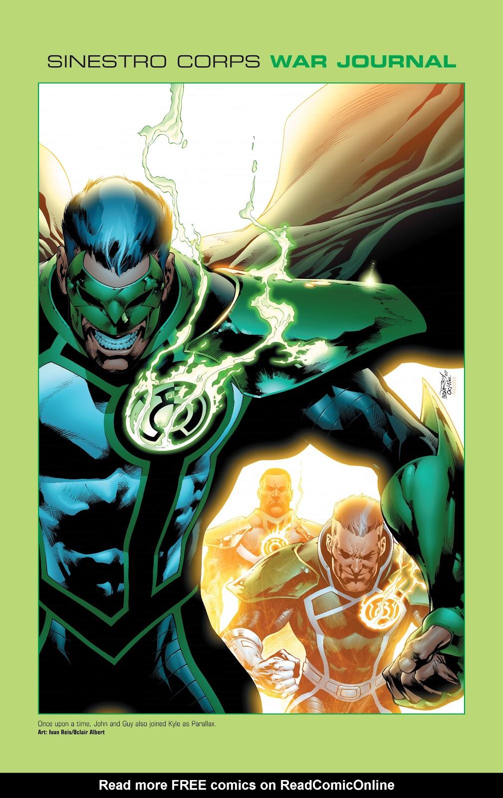 Green Lantern: The Sinestro Corps War Full #1 - English 303
