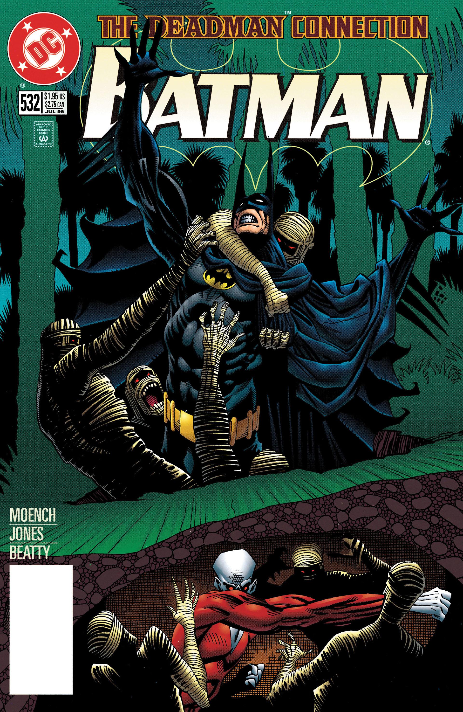 Batman (1940) 532 Page 1