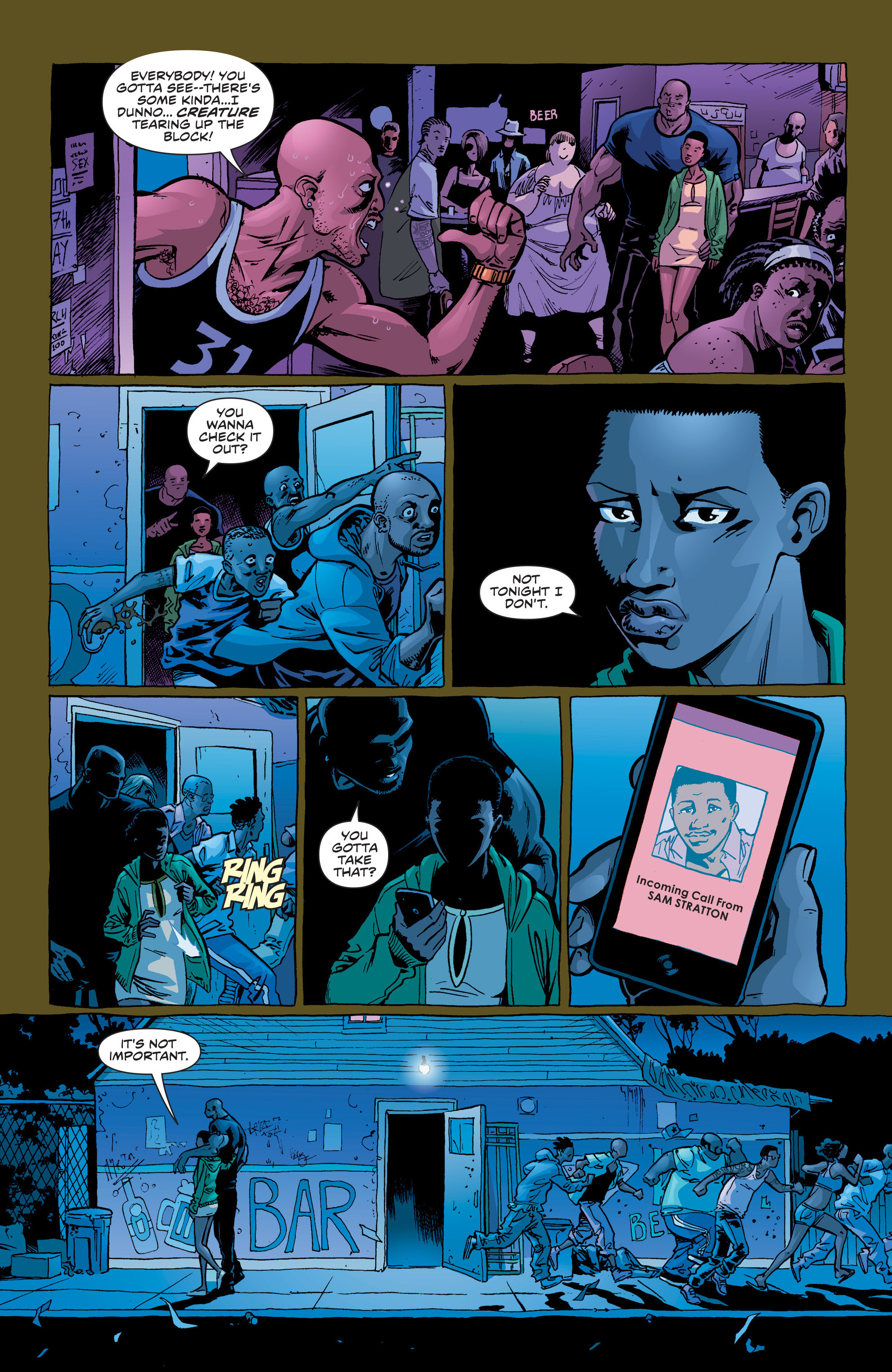 Read online Secret Identities comic -  Issue #5 - 19