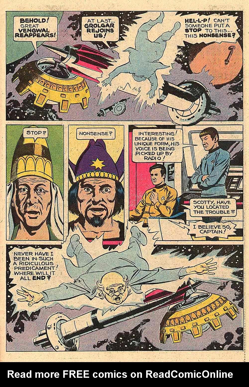 Star Trek (1967) #51 #51 - English 22