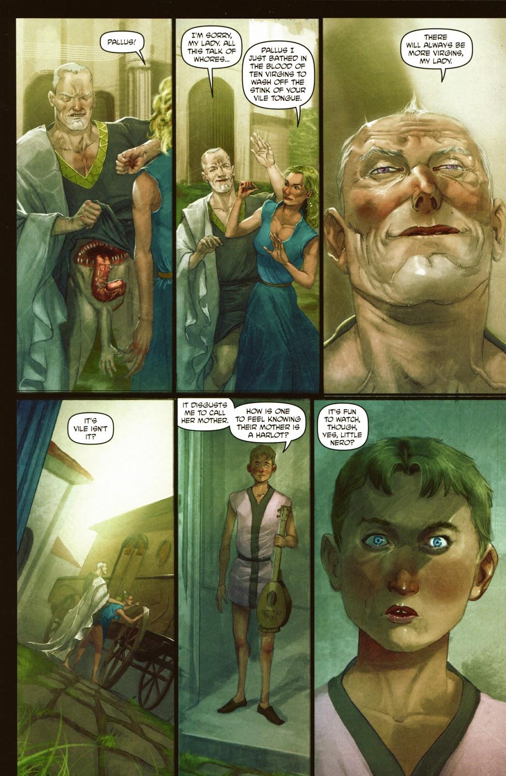 Caligula: Heart of Rome Issue #2 #2 - English 7