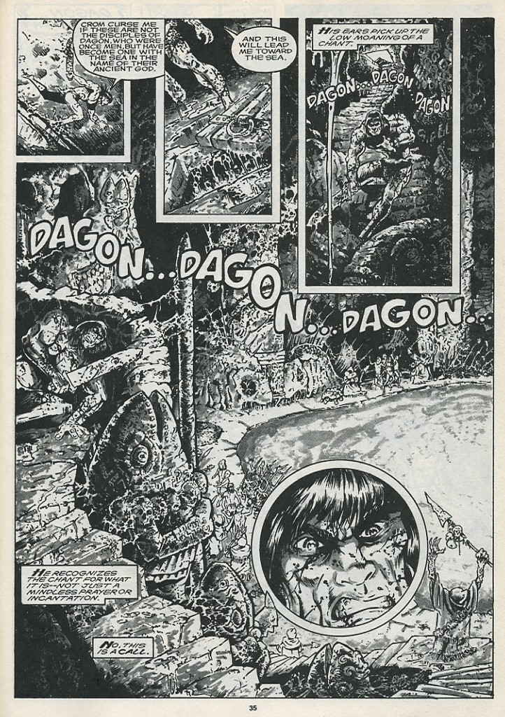 The Savage Sword Of Conan Issue #176 #177 - English 37