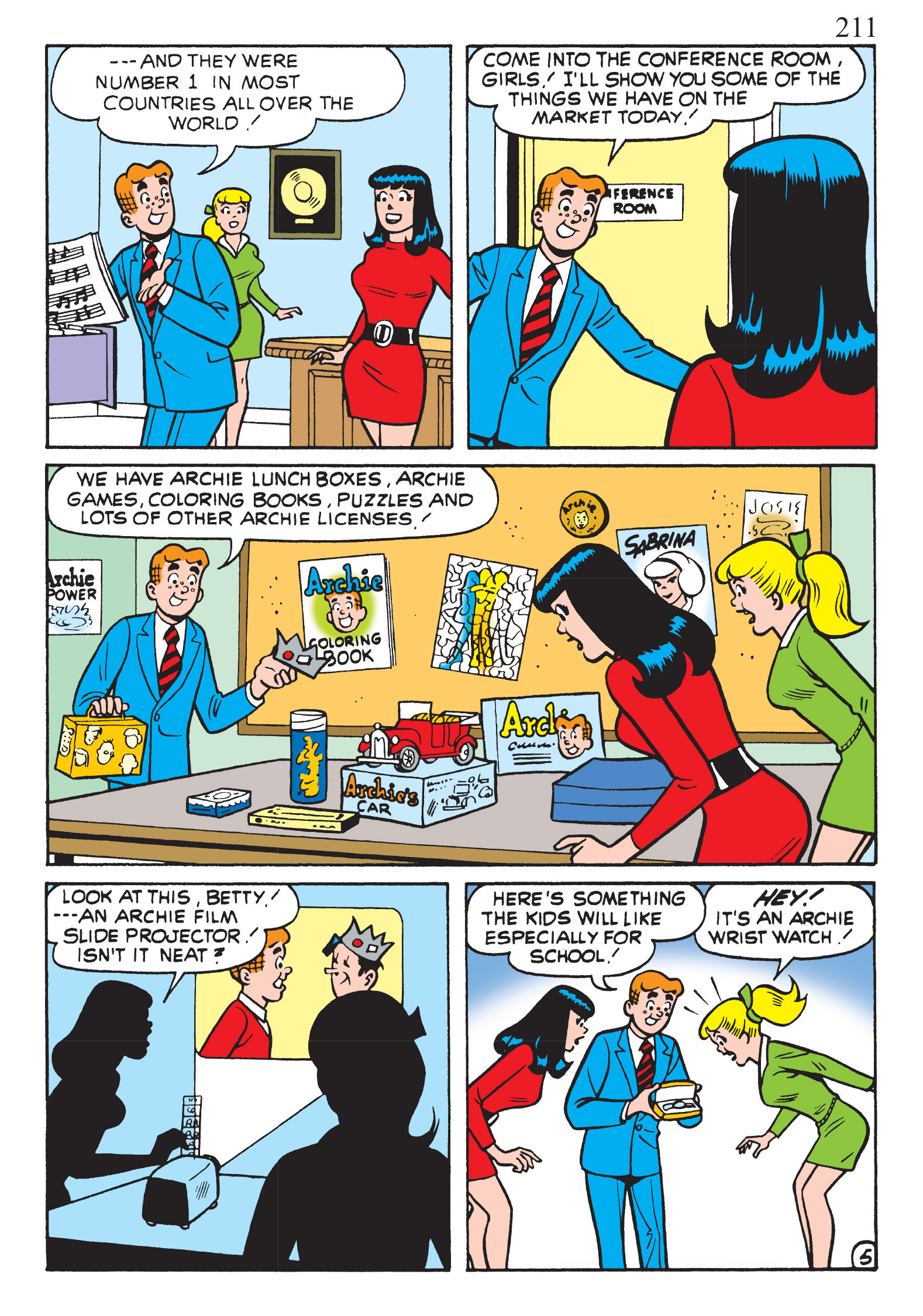Read online The Best of Archie Comics comic -  Issue # TPB 1 (Part 1) - 207