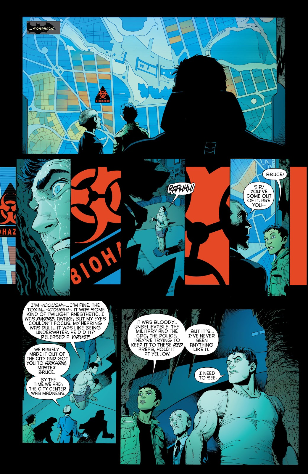 Batman (2011) Issue #37 #56 - English 3