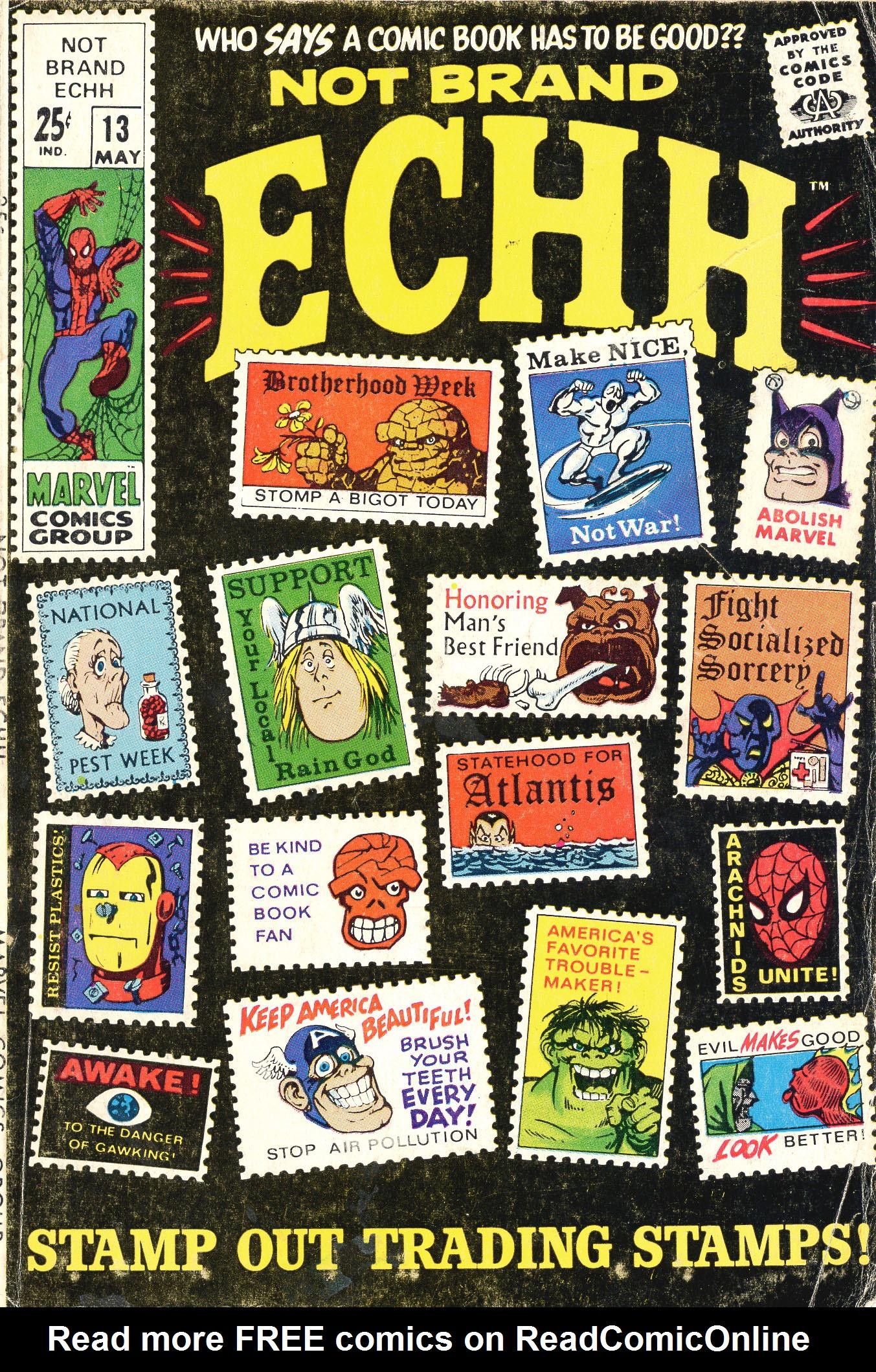 Not Brand Echh #13 #2 - English 1