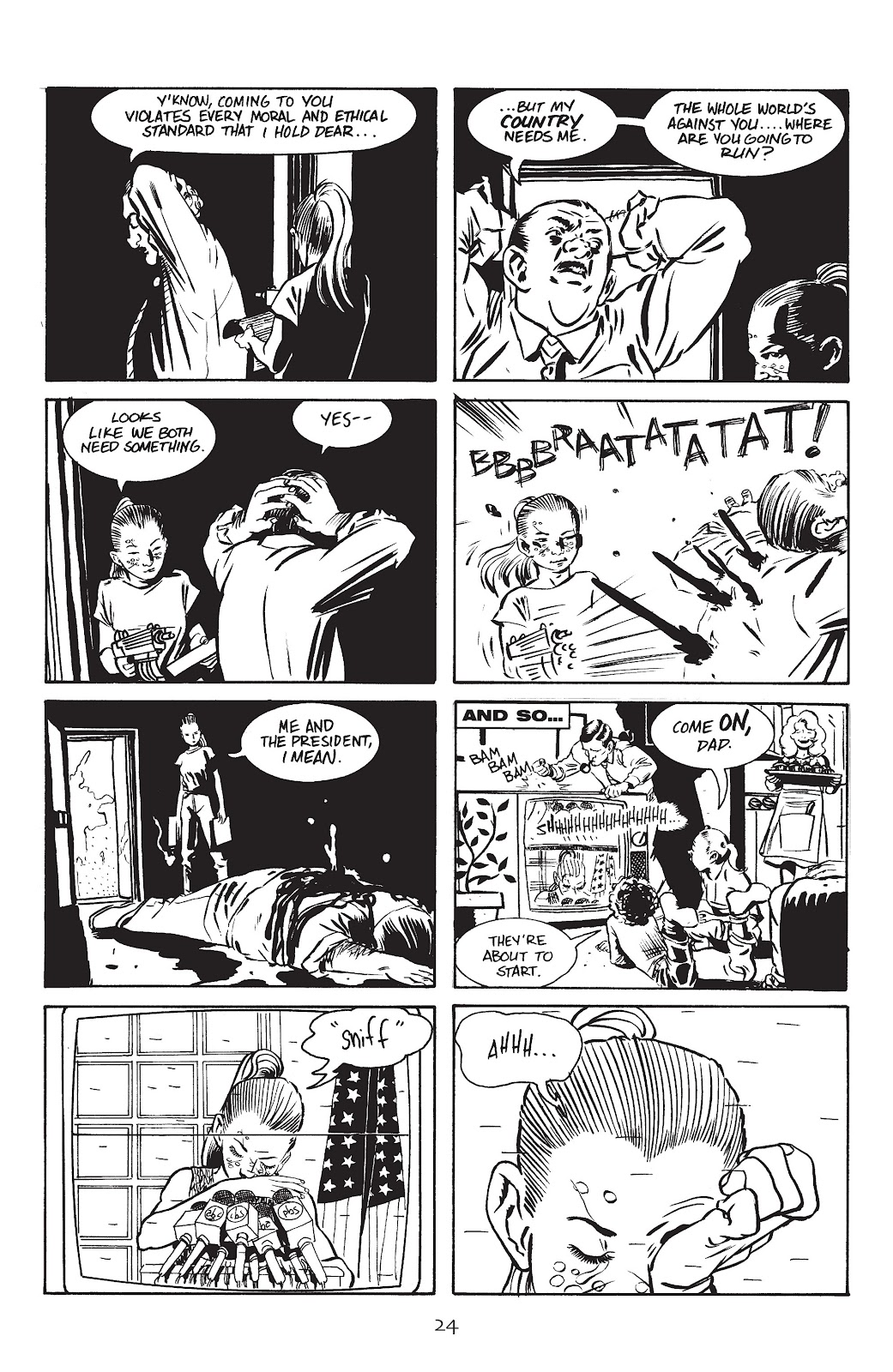 Stray Bullets Issue #6 #6 - English 26
