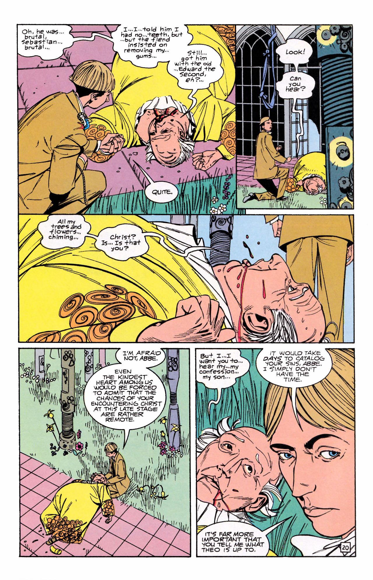 Read online Sebastian O comic -  Issue #2 - 24