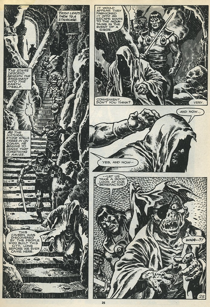 The Savage Sword Of Conan Issue #173 #174 - English 27