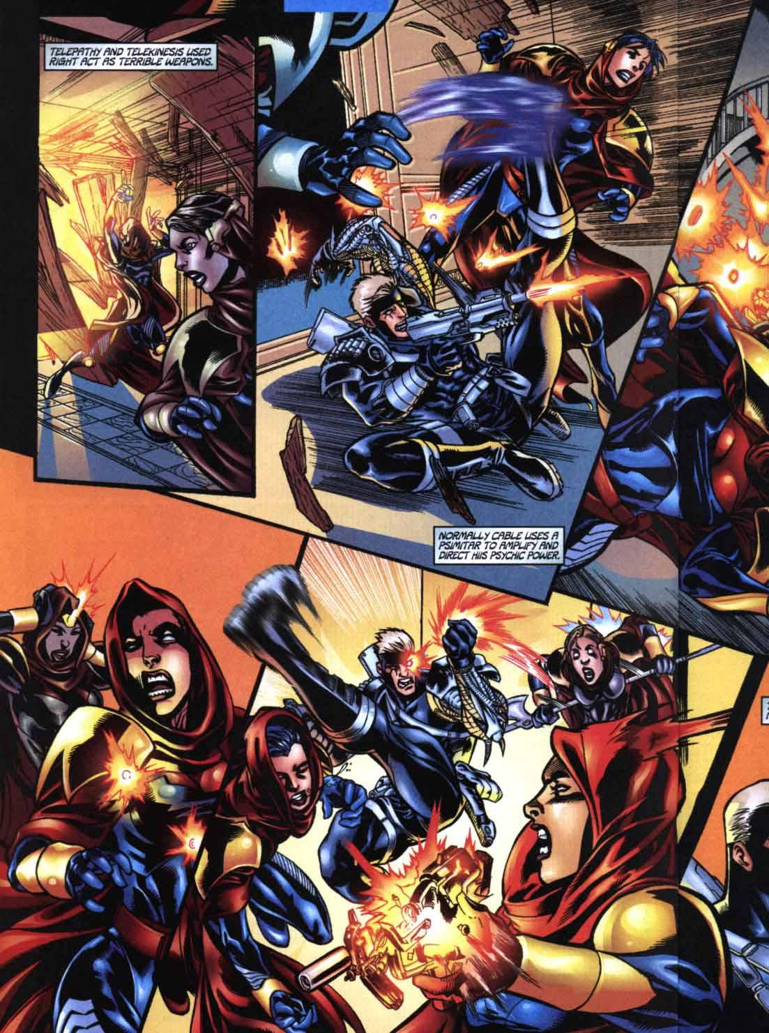 Cable (1993) 91 Page 14