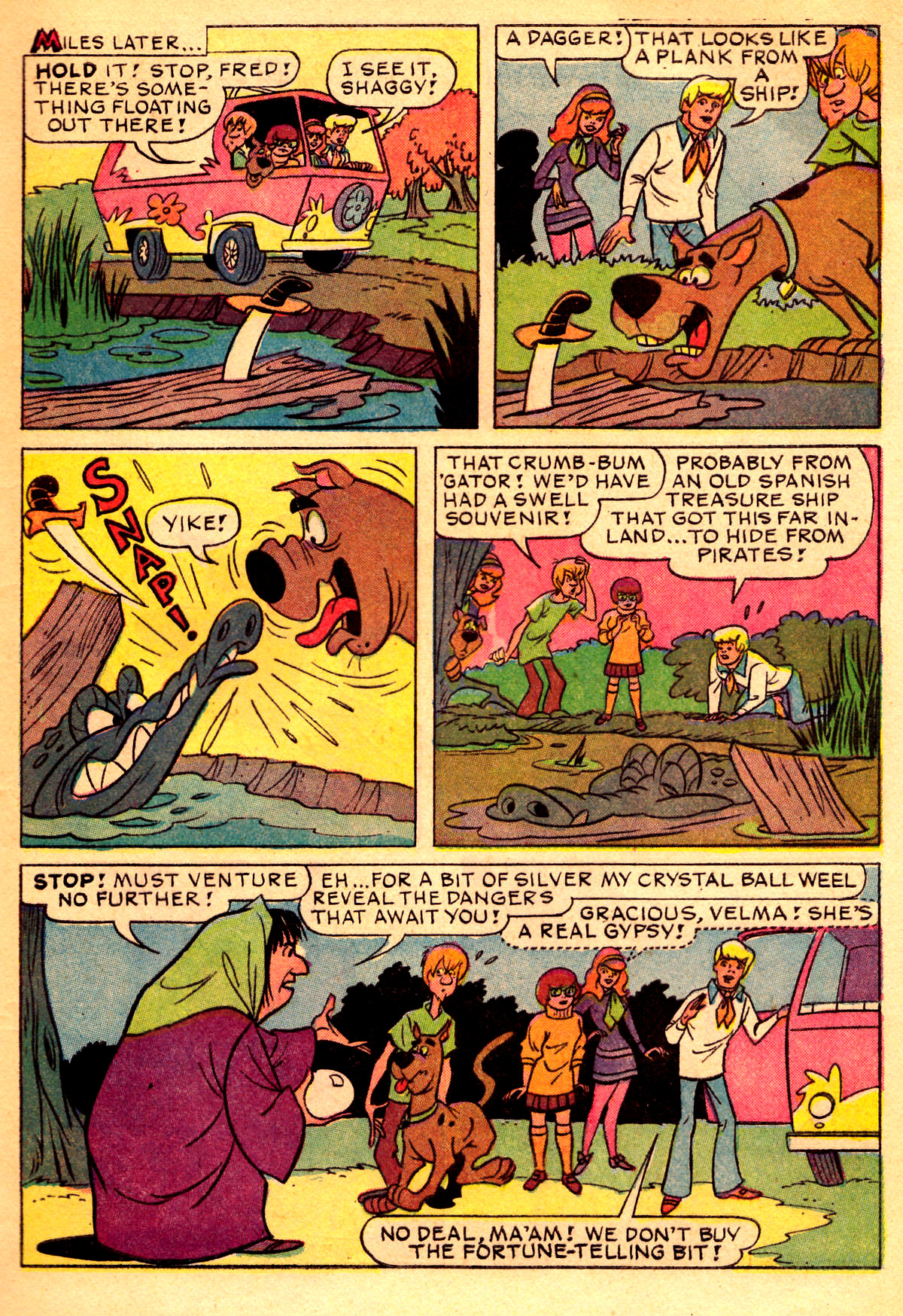 Read online Scooby-Doo... Where Are You! (1970) comic -  Issue #2 - 4