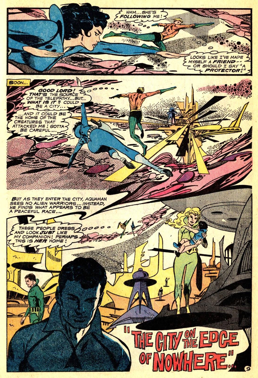 Aquaman (1962) Issue #50 #50 - English 13