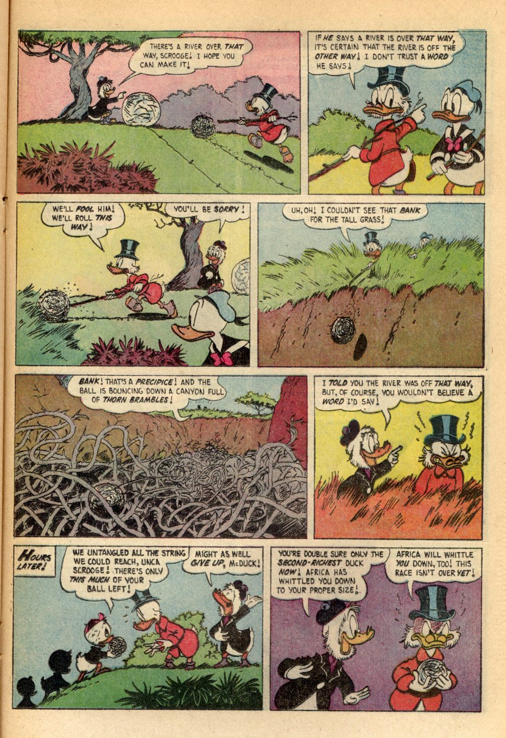 Uncle Scrooge (1953) Issue #89 #89 - English 21