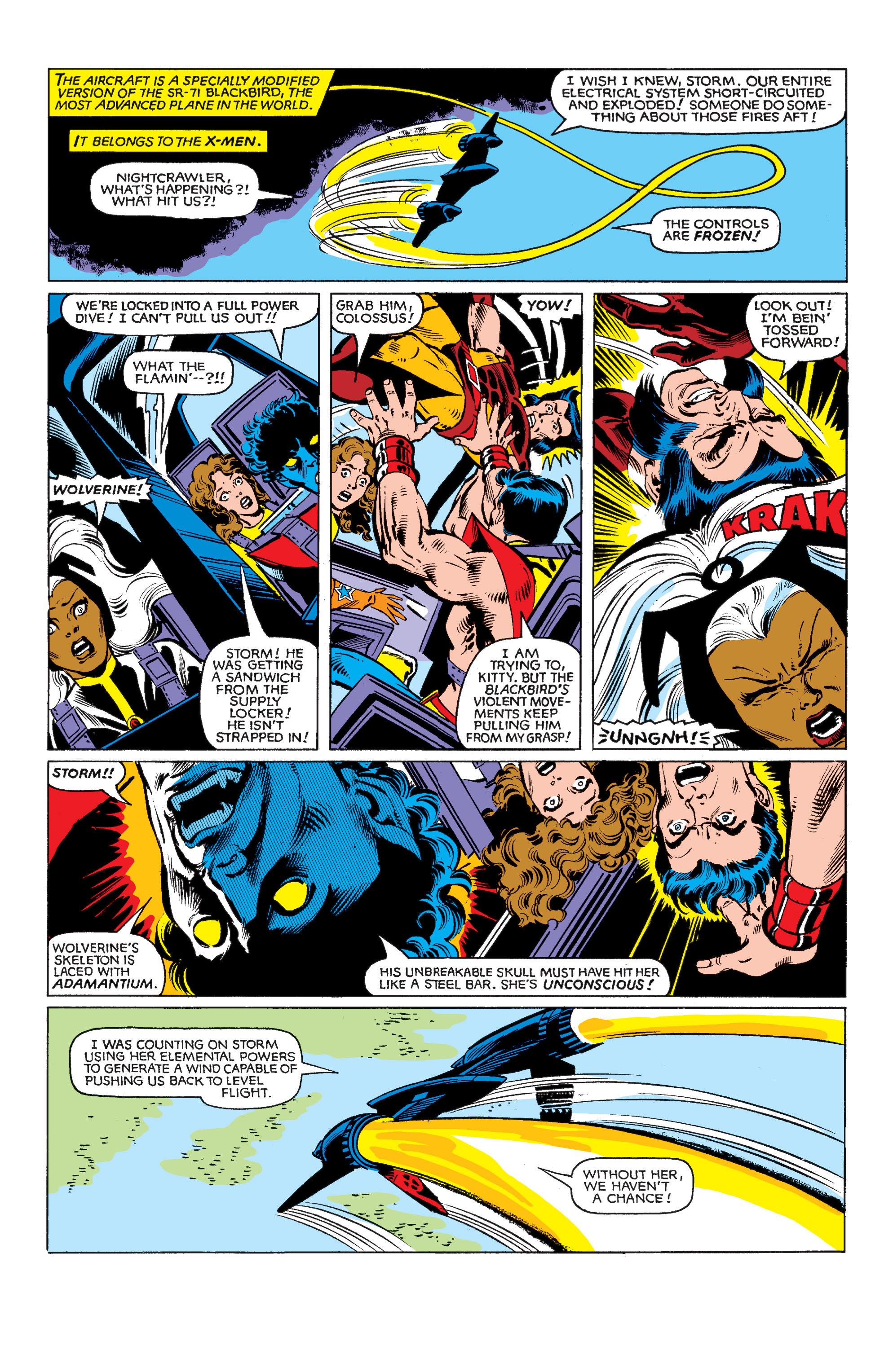 Uncanny X-Men (1963) 150 Page 9