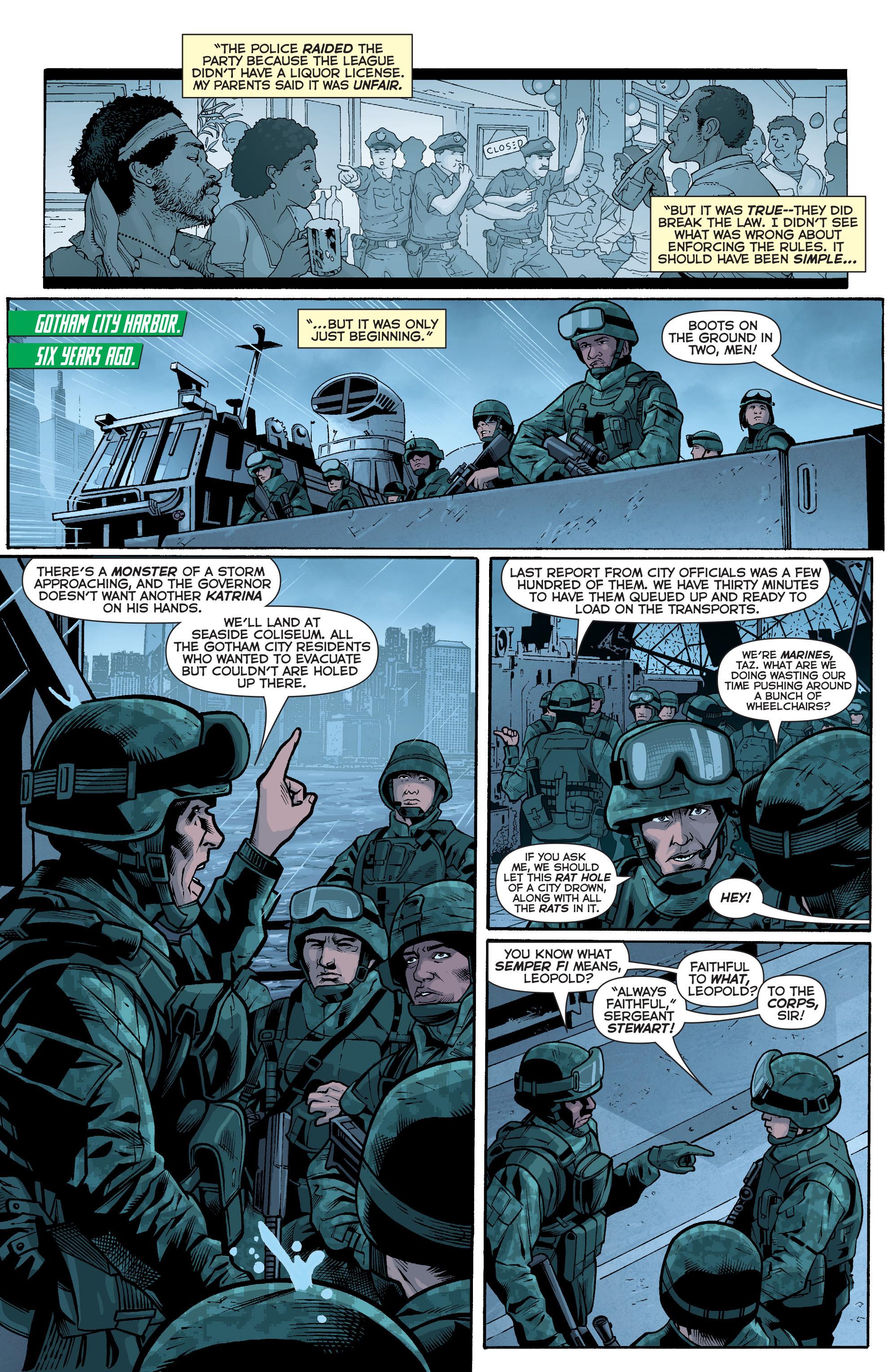 DC Comics: Zero Year chap tpb pic 315