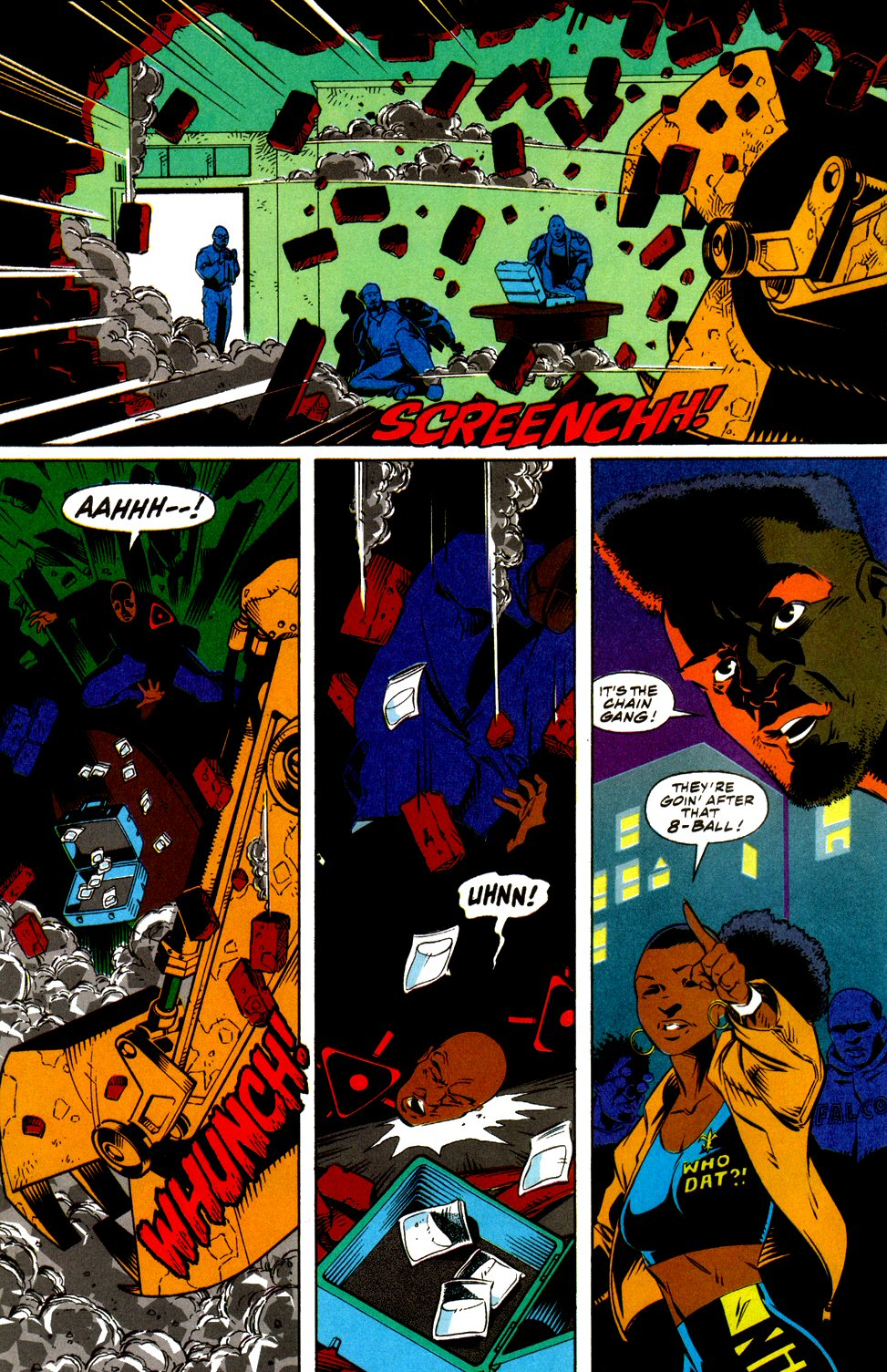 Chain Gang War 2 Page 20