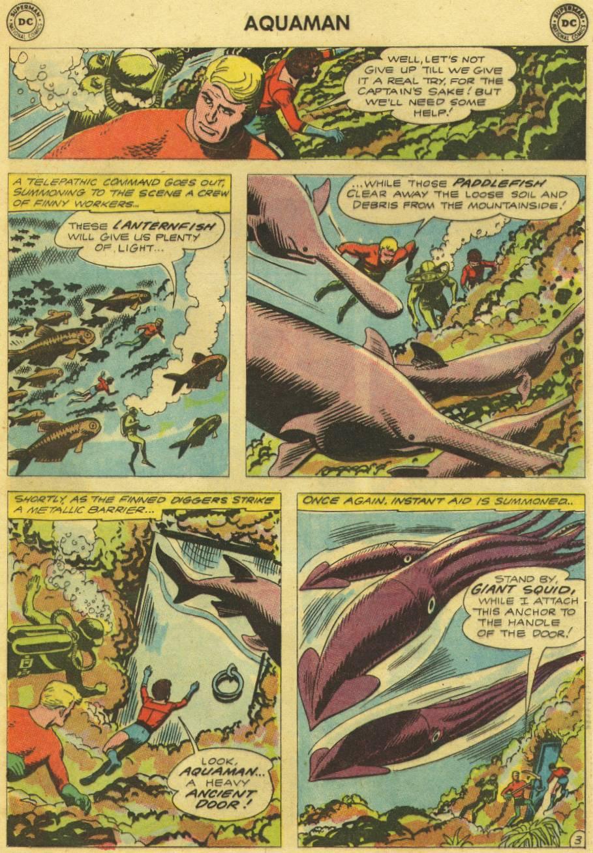 Aquaman (1962) Issue #9 #9 - English 5