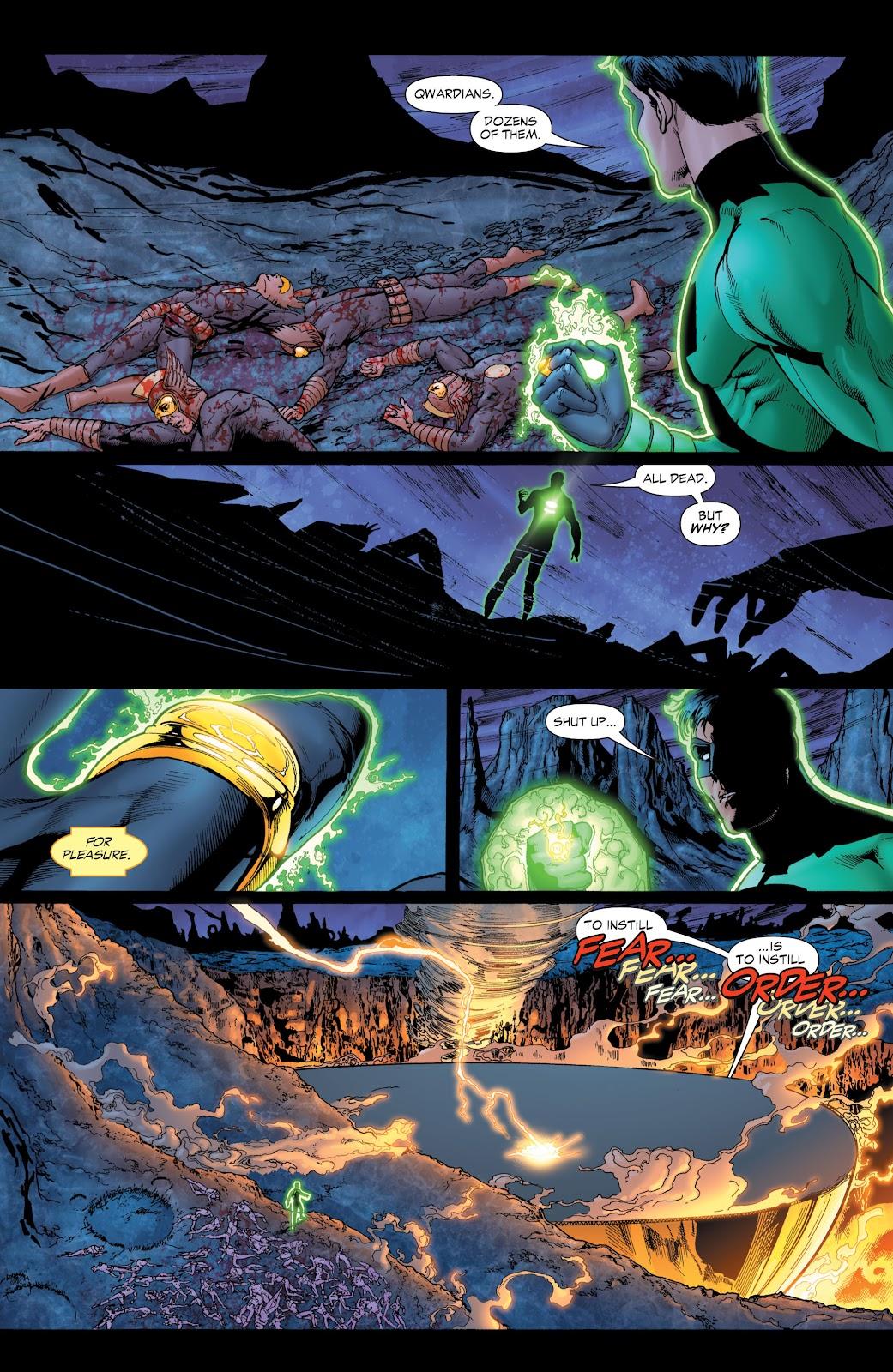 Green Lantern: The Sinestro Corps War Full #1 - English 30