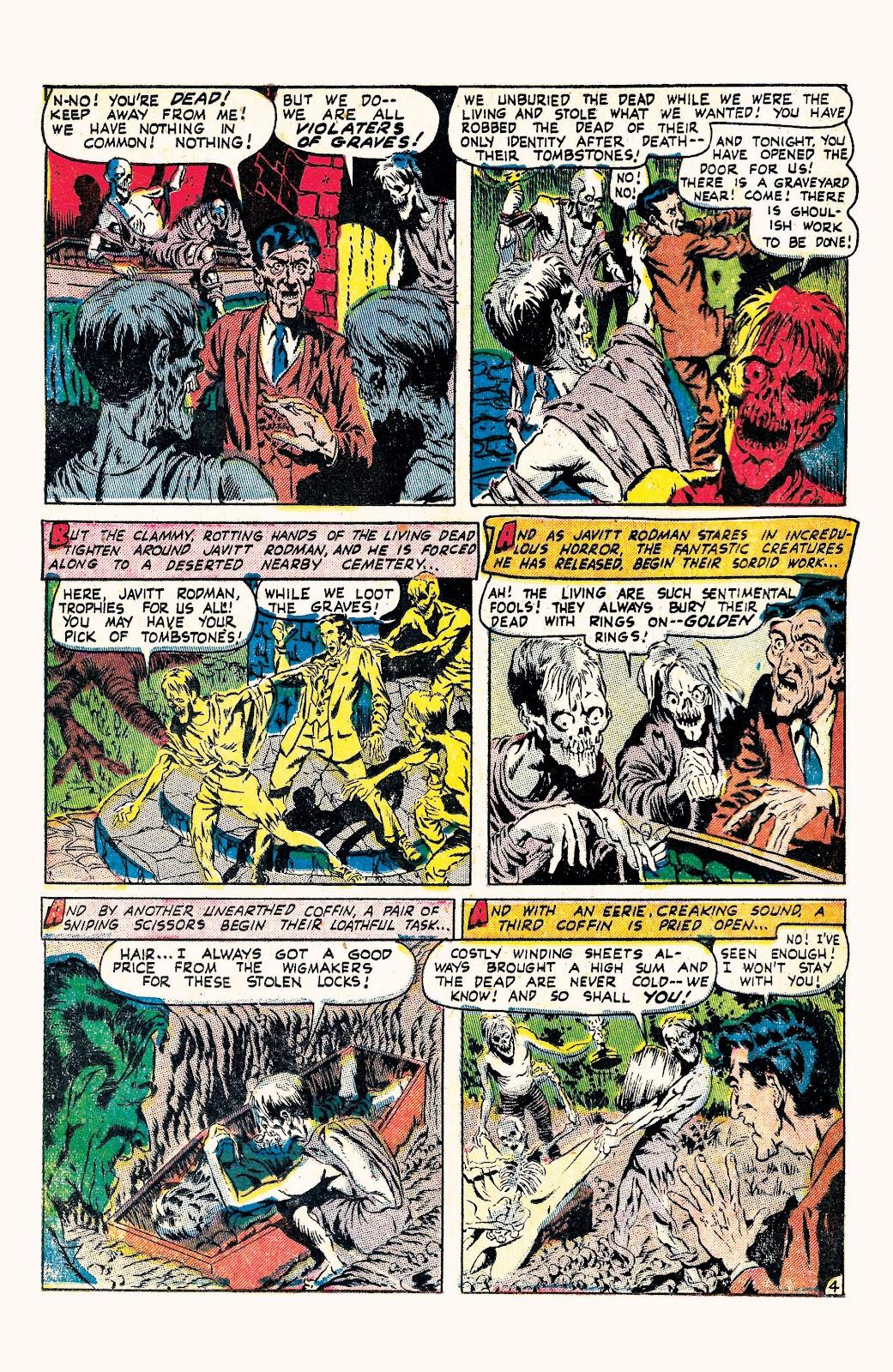Haunted Horror Issue #22 #22 - English 22