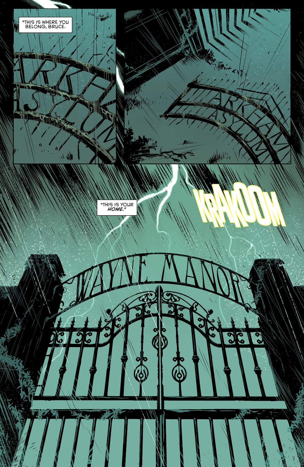 Batman (2011) Annual 4 #14 - English 3