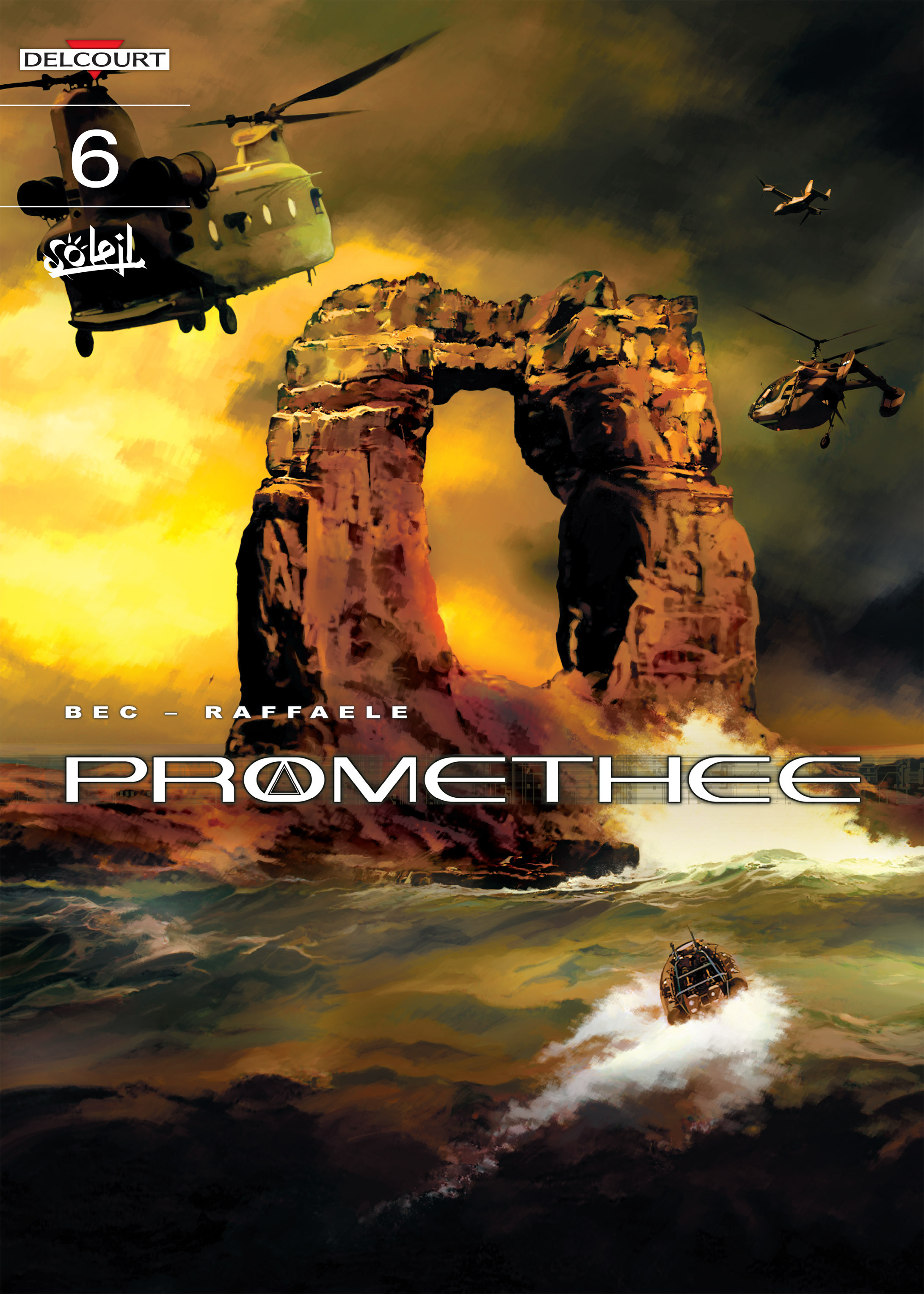 Promethee #6 #14 - English 1