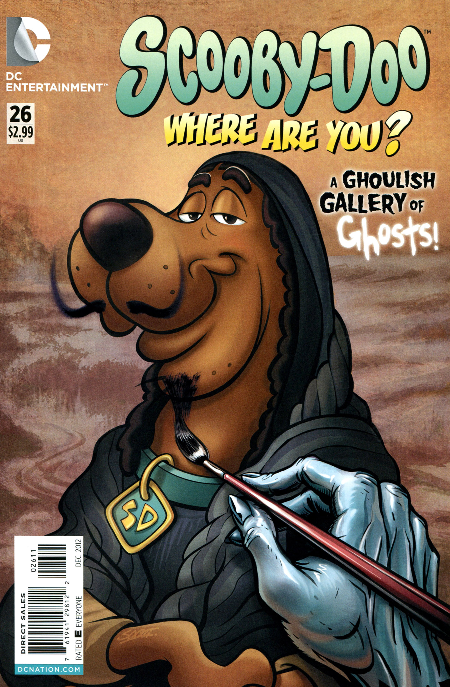 Read online Scooby-Doo: Where Are You? comic -  Issue #26 - 1