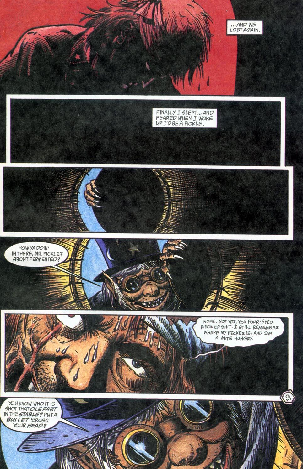 Jonah Hex: Two-Gun Mojo Issue #4 #4 - English 11