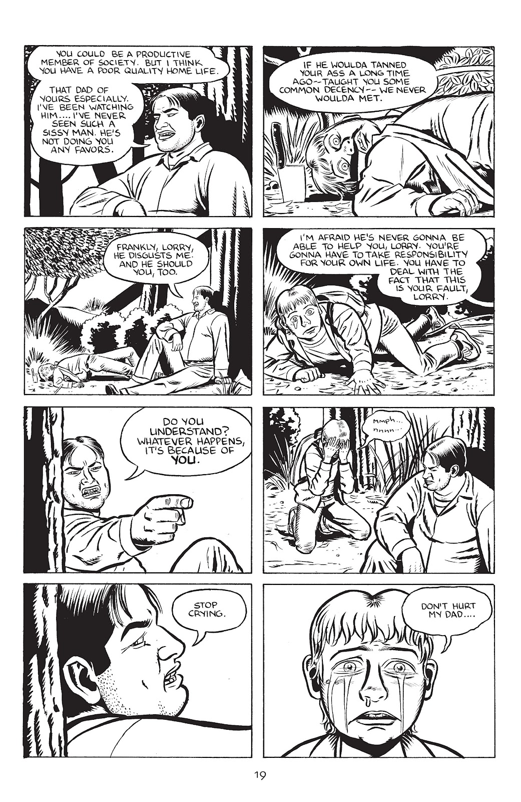 Stray Bullets Issue #32 #32 - English 21