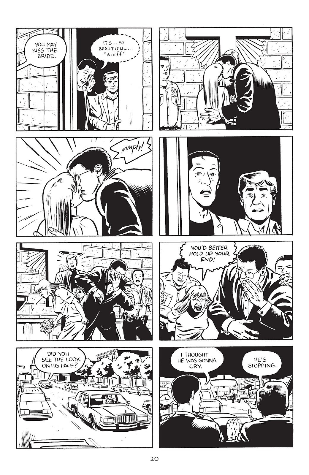 Stray Bullets Issue #29 #29 - English 22