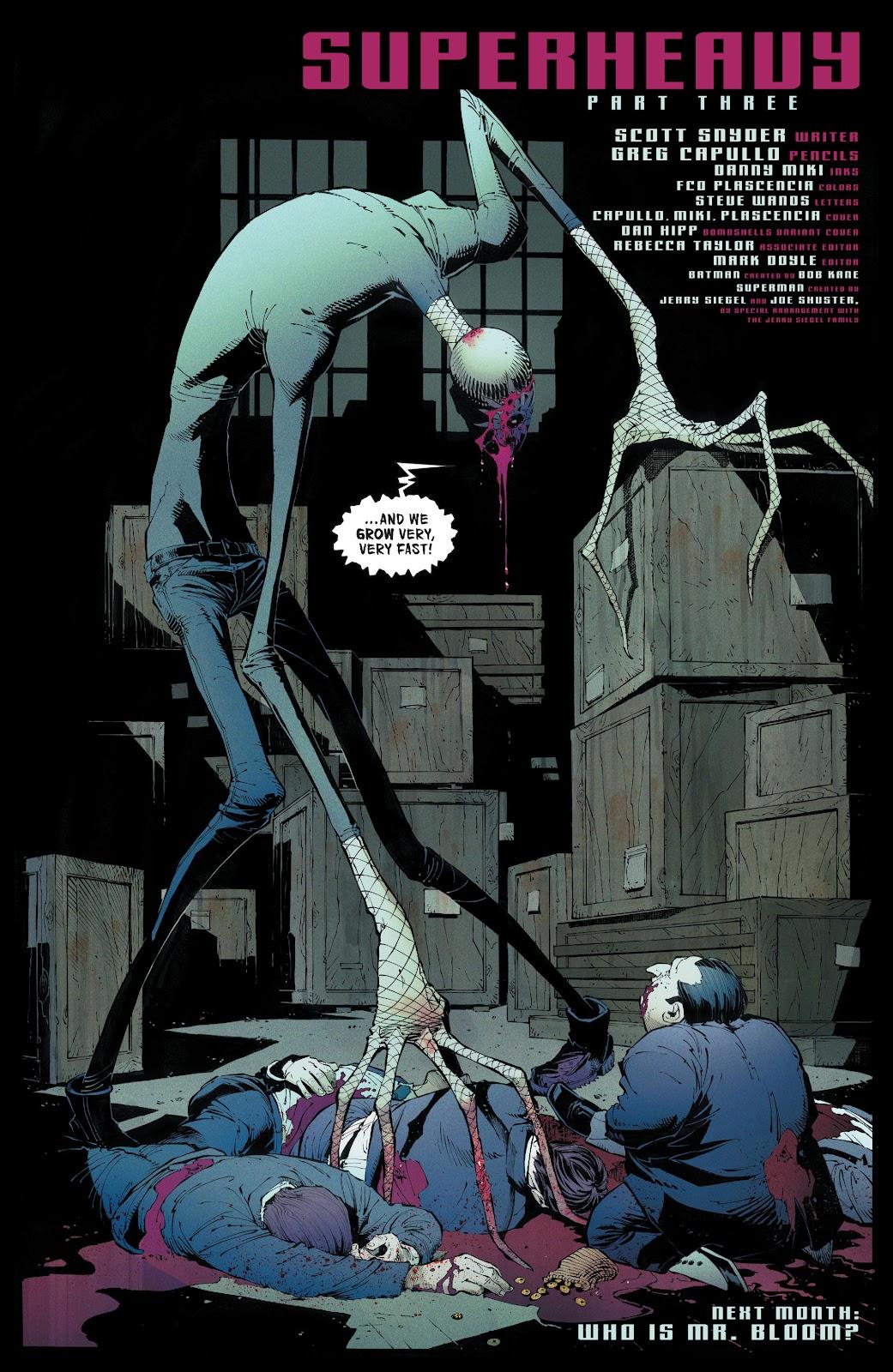 Batman (2011) Issue #43 #62 - English 23